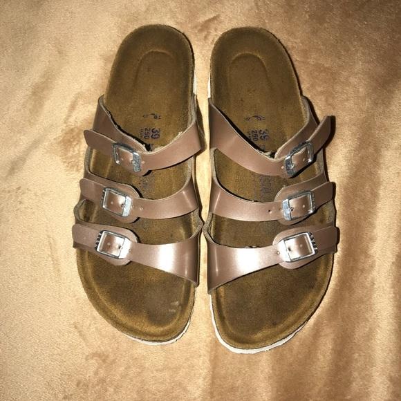 a7e7a5c5b6d Birkenstock Shoes - Birkenstock Women s Florida Birko Slide Sandals